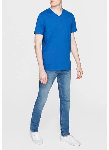 Mavi Tişört Mavi
